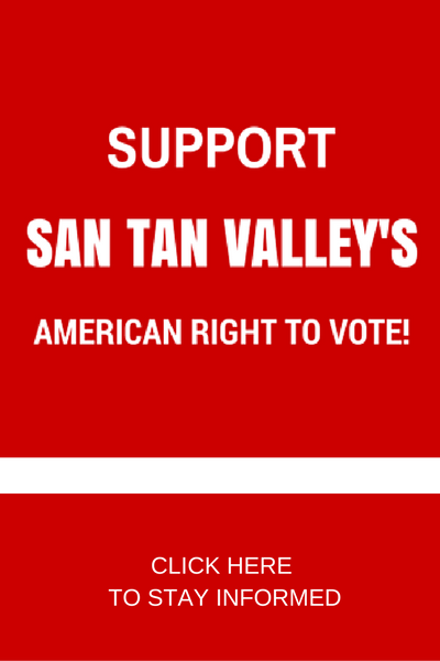 San Tan Valley Right to Vote