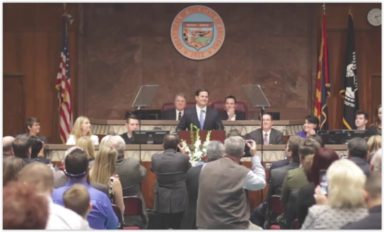 Governor Ducey 2017 State of the State Address