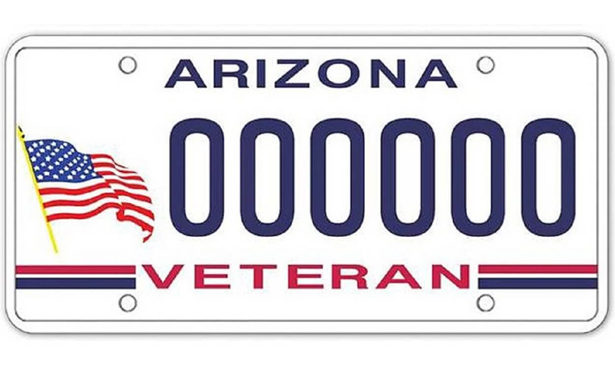 No More Office Visits Required for Veteran Specialty Plates