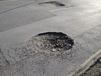 Report Road Maintenance Issues