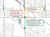 Ellsworth Road Closed on Dec. 3 for Queen Creek Holiday Parade
