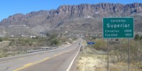 US 60 is Open - Superior and the Copper Corridor Invite you to enjoy the ride!