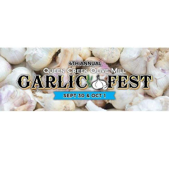 4th Annual Garlic Festival