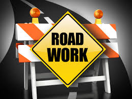 Roadwork Gantzel & Ocotillo Begins Jan 15