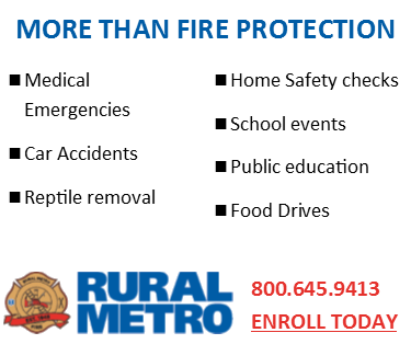 More than fire protection Rural Metro