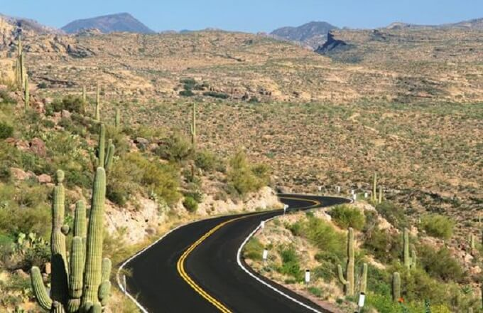 The Apache Trail