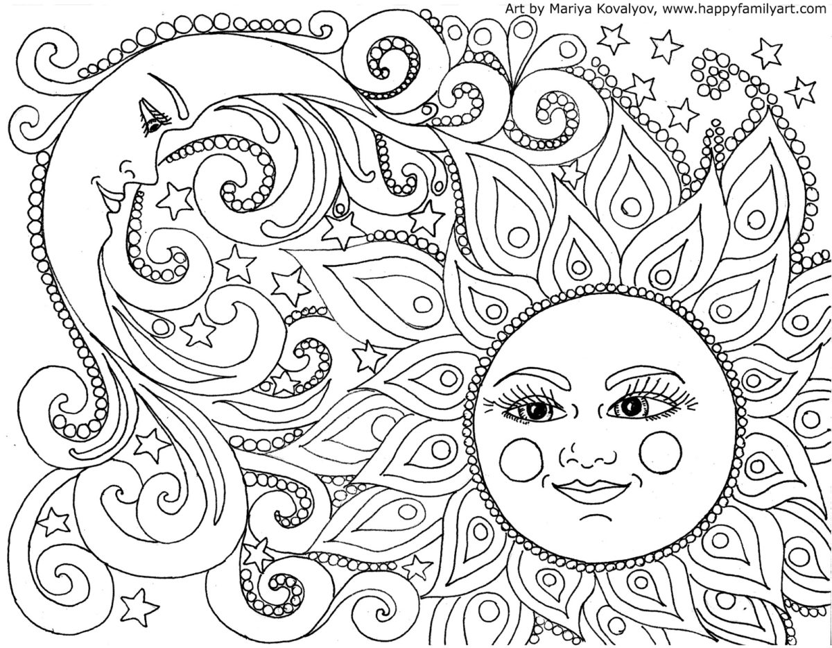 Color Away! at the Florence Community Library