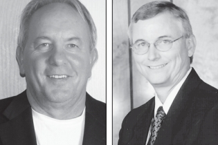 Apache Junction resident John Fillmore (left) is running for Arizona State Senate and former Mayor Douglas Coleman is seeking a seat in the House of Representatives.