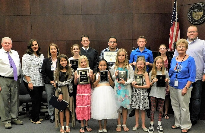 Pinal County Character Counts Essay Winners Announced