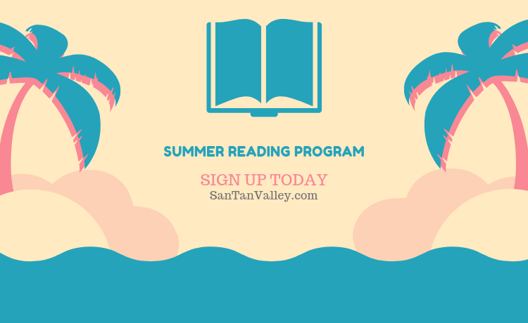 Make the Most of Your Library...Register for the Summer Reading Program!