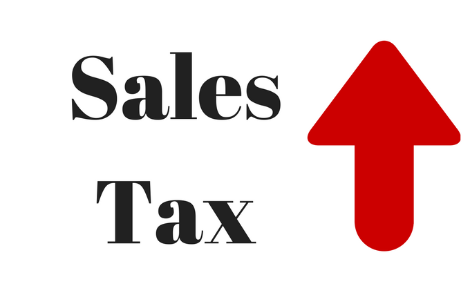 Sales Tax across Pinal County is up half a cent