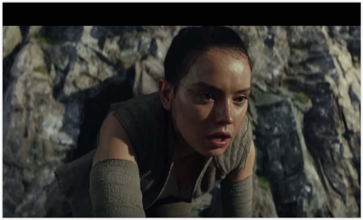 'Star Wars: The Last Jedi' teaser trailer lands in our galaxy