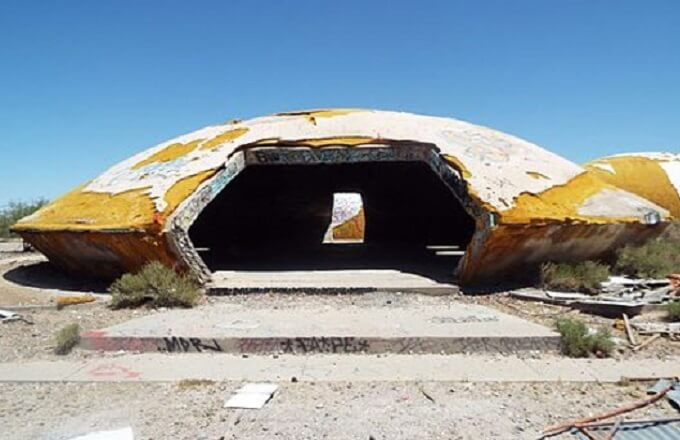Pinal County Board Agrees Casa Grande Domes Must Be Demolished