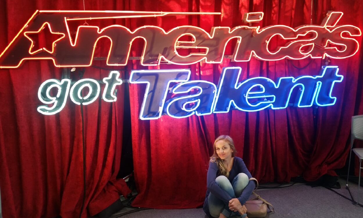 "Magma Ranch K-8 Student Appears in front of judges on ""America's Got Talent"""