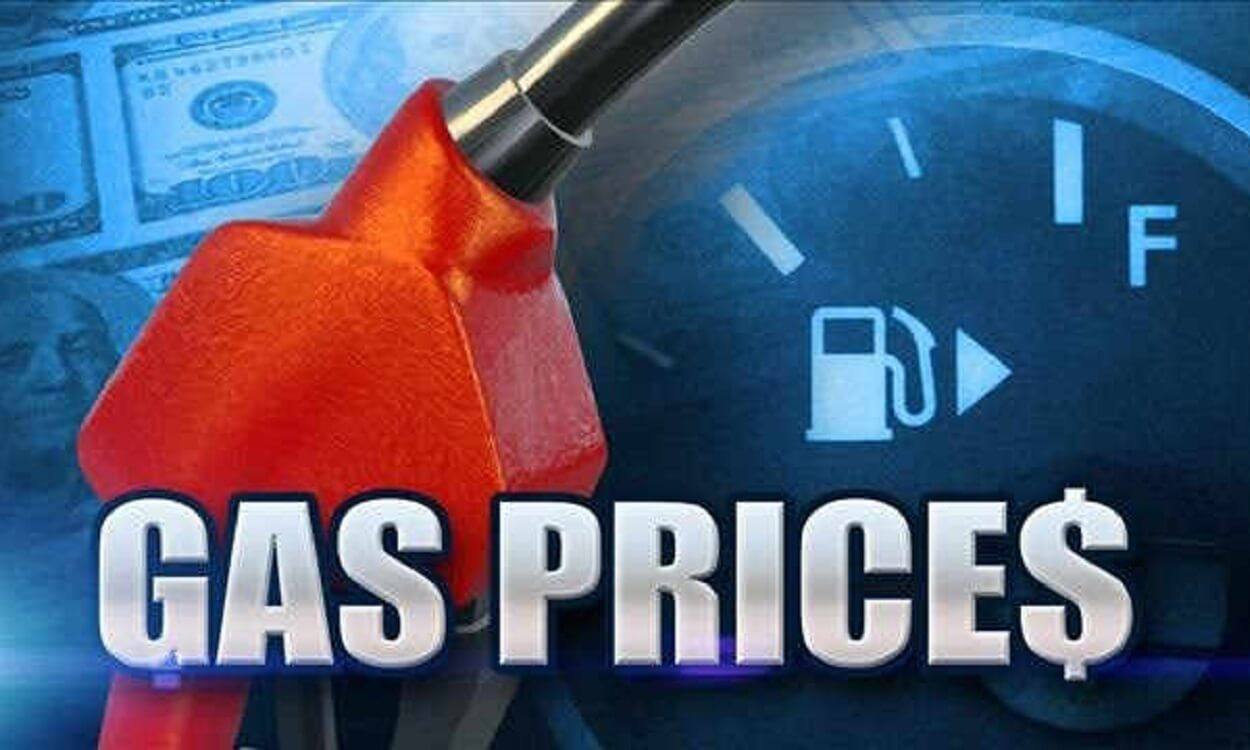 Gas prices up right now; set to drastically drop in January