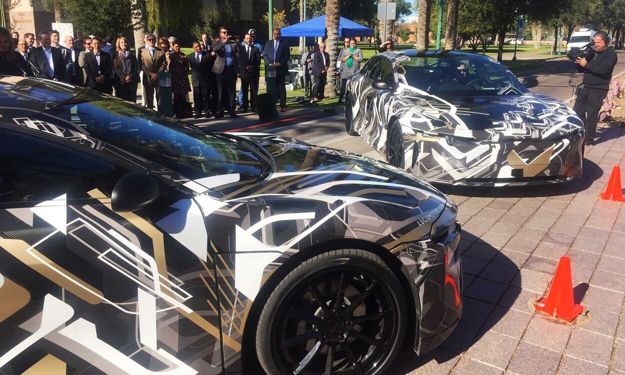 Lucid Motors Announces New EV Plant In Casa Grande; 2,000 Jobs Headed To Arizona