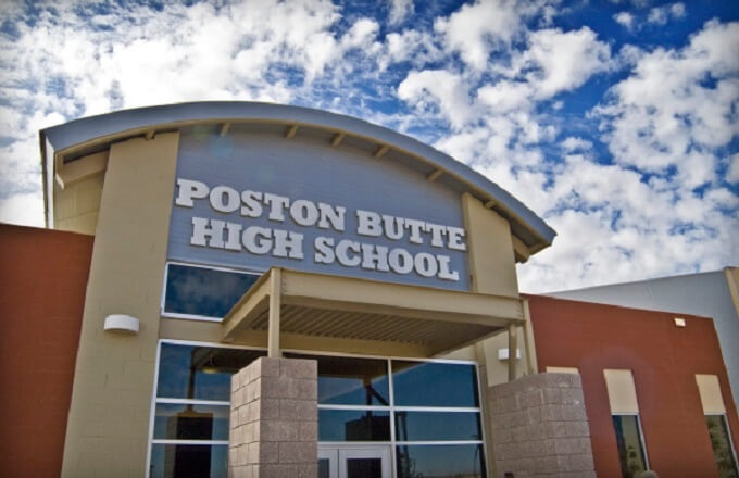 Poston Butte Yearbook Full of Surprises