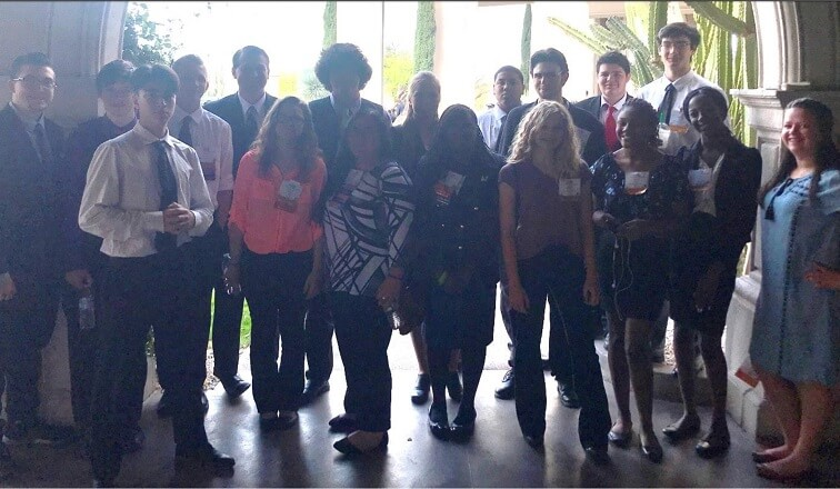PBHS Shines At Future Business Leaders of America Conference