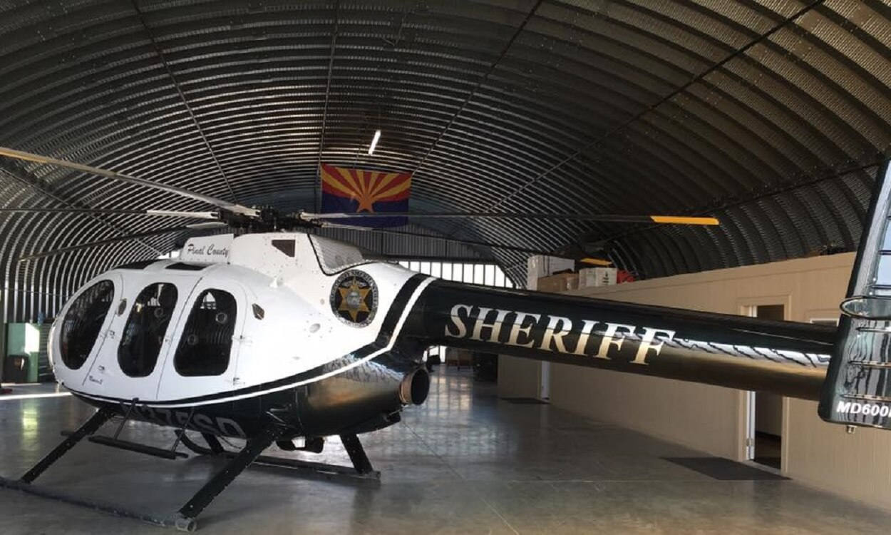 PCSO Budget Cuts Force Sale of Helicopter