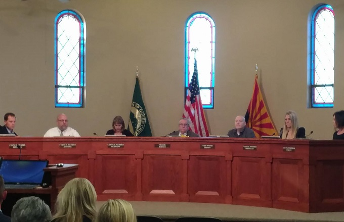 Town of Queen Creek approves annexation of Banner Ironwood & the Amerco J-Curve properties