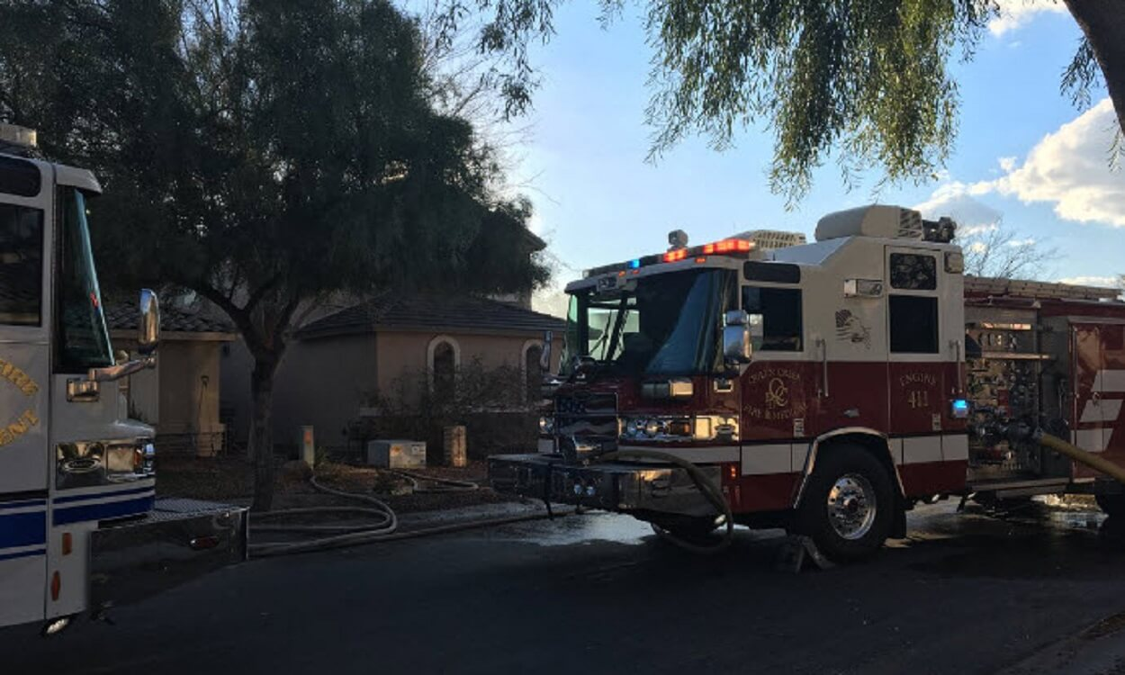 Two people found dead after house fire in Queen Creek