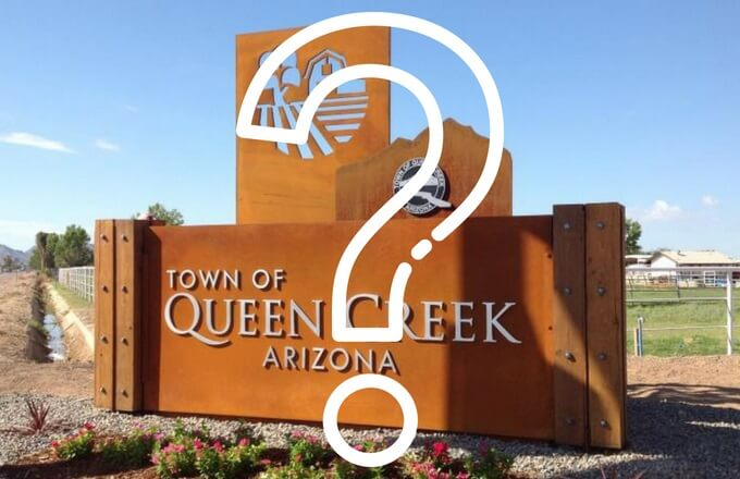 Queen Creek Changes Annexation Map for the Third Time