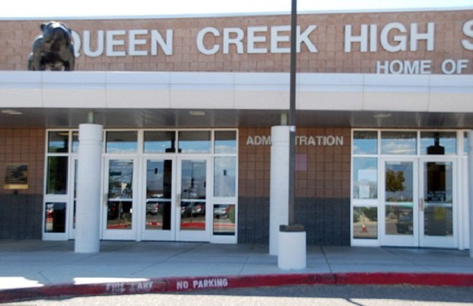 Teen arrested for making threat to 'shoot up' Queen Creek HS