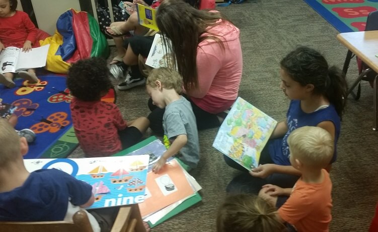 Preschool Pathfinders Making a Difference in San Tan Valley