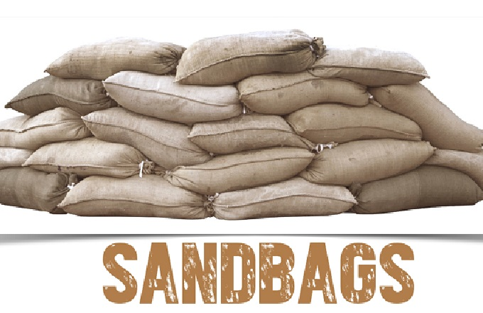 Sandbags Now Available in San Tan Valley
