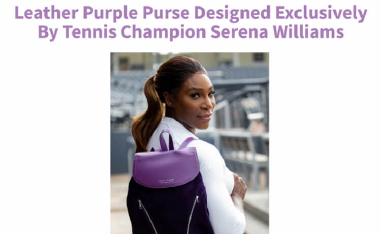 Enter to Win a Backpack Designed by Serena Williams