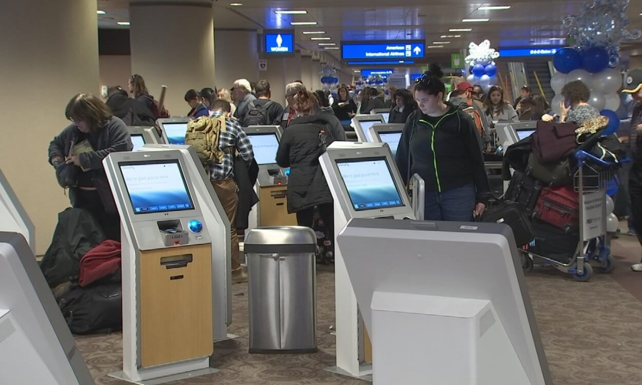 Sky Harbor prepares for wave of holiday travelers