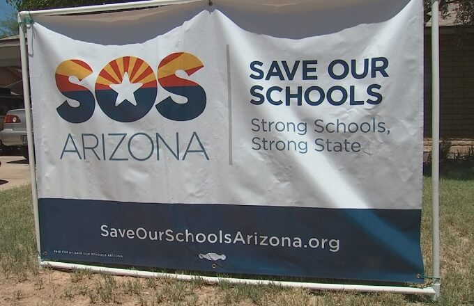 Group set to block school voucher program from taking effect