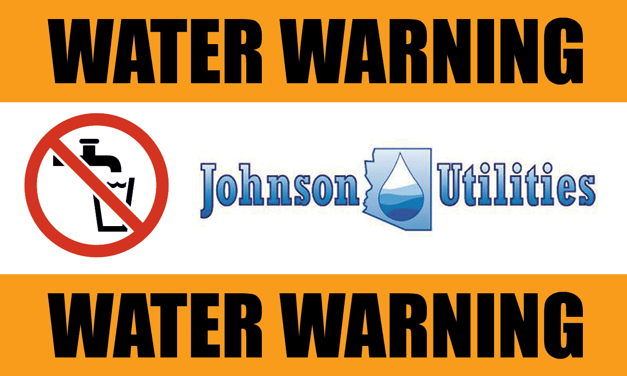 Nitrate Alert for Johnson Utilities customers