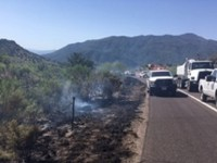 As weather warms, you can help prevent wildfires along highways