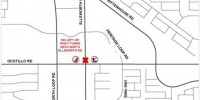 Weekend Closure of Ellsworth Road North of Ocotillo Road Beginning March 17