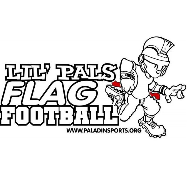 Flag Football Registration 5 - 8 yr olds